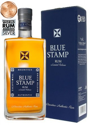 Blue Stamp 42% 0,7L, rum, DB