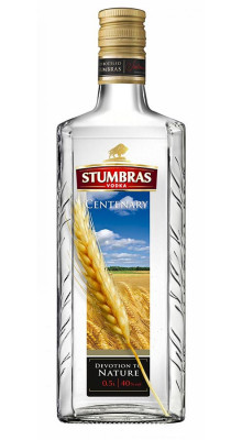 Stumbras Centenary 40% 0,7L, vodka